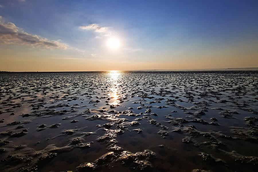 GoldenCircle Meer Watt Sonne